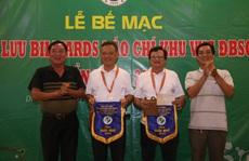 2 nhà báo tên Nguyên xuất sắc tại Giải Bida Báo chí khu vực ĐBSCL lần thứ 13