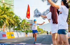 Giải marathon quốc tế Đà Nẵng: Thông điệp từ Việt Nam