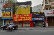 Chủ nhà bị 'ép' giảm giá thuê mặt bằng sau dịch Covid-19