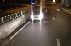 Xử phạt tài xế taxi chạy ngược chiều trên cao tốc Đà Nẵng – Quảng Ngãi