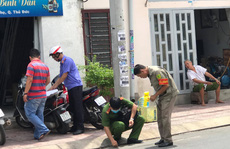 Người đàn bà bị tình nhân trẻ truy sát ôm bụng kêu cứu ở Thủ Đức
