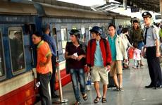 Đường sắt 'bung' 4.600 vé tàu giảm 50%