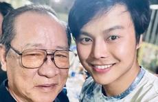 Nghệ sĩ Võ Minh Lâm khóc thầy - nghệ nhân ưu tú Thanh Liêm