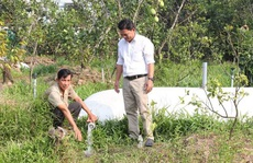 Tránh cục bộ hóa công trình ngăn mặn, trữ nước ngọt