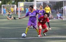 Giải futsal Hội Nhà báo TP HCM: Sân chơi vui khỏe của người cầm bút