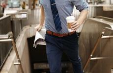 10 mẹo chống béo bụng, thừa cân cho đàn ông công sở