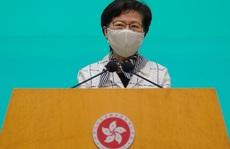 """Trung Quốc """"dứt điểm"""" dự luật an ninh Hồng Kông"""