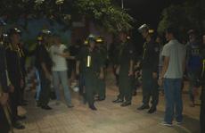 Ngăn chặn hàng chục thanh, thiếu niên và học sinh chuẩn bị hỗn chiến