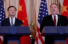 Quan hệ Mỹ - Trung khó 'tan băng'