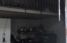 Lửa bùng phát trong phòng trọ ở quận Tân Phú, 2 người tử vong