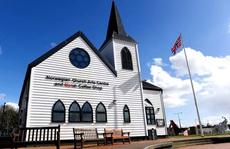 Những thánh đường gỗ đẹp nhất nước Anh