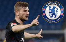 Chelsea công bố sốc 'hợp đồng bom tấn' Timo Werner