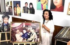 Kim Cương, Thành Lộc và đông nghệ sĩ ngôi sao đến với triển lãm 'Sắc màu sân khấu'