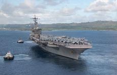 Mỹ nâng cấp 'tàu sân bay vĩnh viễn' Guam để răn đe Trung Quốc