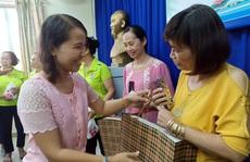 Tuyên truyền về chính sách lao động cho cán bộ nữ công