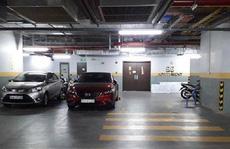 Thuê chỗ đậu xe trong khu chung cư