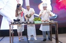 Đầu bếp của sao Hollywood cùng 'sao' Việt chia sẻ bí quyết dinh dưỡng