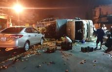 Tai nạn liên hoàn 4 xe trên Quốc lộ 20