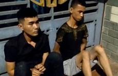 Đà Nẵng: Bắt hai 'quái xế' lao xe vào tổ tuần tra, khiến 1 Công an phường bị thương
