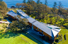 Biệt thự thắng giải kiến trúc thu hút giới nhà giàu
