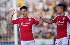 Công Phượng lại lập công, CLB TP HCM độc chiếm ngôi đầu V-League
