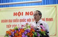 Bí thư Nguyễn Thiện Nhân: 'Đã tham nhũng, bị phát hiện là không thoát'