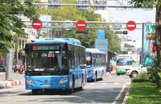 Tìm lối ra cho xe buýt TP HCM