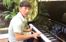 Tấn Trường trở lại Bình Dương, Minh Vương 'quẩy' tung đàn dương cầm