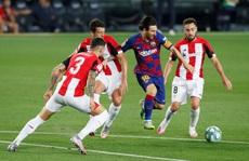 Barcelona 'tặng quà' bất ngờ sinh nhật tuổi 33 Lionel Messi
