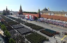Nga: Hoành tráng lễ diễu binh kỷ niệm 75 năm Ngày Chiến thắng