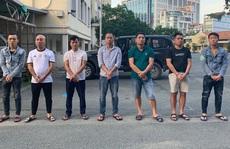 Khởi tố nhóm đối tượng dàn cảnh cướp 35 tỉ đồng ở TP HCM