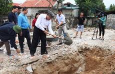 Quảng Bình: Xây dựng nhà nội trú giáo viên vùng khó khăn