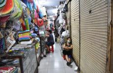 Đề xuất miễn giảm tiền thuê sạp, tiền điện cho chợ  truyền thống TP HCM