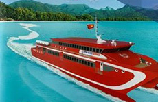 Dự kiến ngày khai trương tàu du lịch biển Cà Mau – Nam Du – Phú Quốc