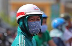 Từ nay đến cuối tuần, chất lượng không khí ở TP HCM rất kém