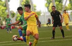 Các 'lò' Hoàng Anh Gia Lai, SLNA, PVF góp cầu thủ cho tuyển U19 Quốc gia