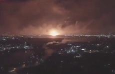 Thủ đô Iran rung chuyển, nghi bị tấn công quân sự