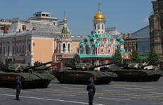 'Soi' vũ khí xịn của Nga tại lễ diễu binh