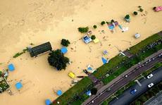 Trung Quốc: Lũ lụt lan rộng 26 tỉnh, đập Tam Hiệp gặp thử thách lớn nhất 17 năm