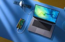 Laptop MateBook D 15 nhỏ gọn cho giới trẻ