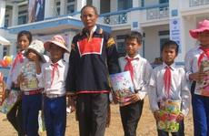 Trưởng thôn hiến gần 2.000 m2 đất làm phòng học