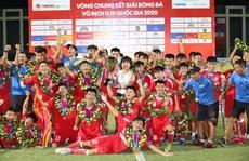 Thắng đẹp HAGL, U19 PVF lần thứ hai vô địch U19 Quốc gia