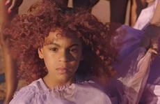 Con gái 8 tuổi của Beyonce lại lập kỷ lục