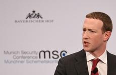 Facebook trong cơn khủng hoảng: Mất 56 tỉ USD vì nước cờ sai