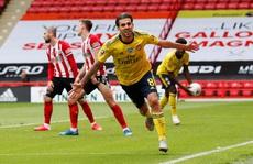 Arsenal hạ gục Sheffield, hẹn Man City ở bán kết FA Cup