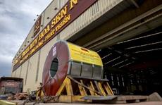 Tập đoàn Hoa Sen xuất khẩu lô hàng 50.000 tấn tôn vào châu Âu và châu Mỹ