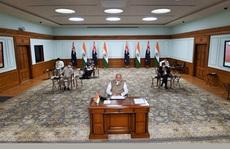 Cú bắt tay chiến lược giữa Úc và Ấn Độ