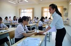 Chính phủ thống nhất phương án tổ chức thi tốt nghiệp THPT