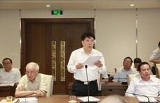 'Nội thành Hà Nội đã hết diện tích mặt đất, bắt buộc phải tính đến công trình ngầm'