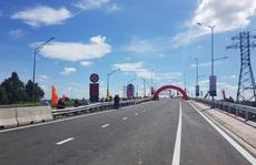 NÓNG: Bộ GTVT đồng loạt thông xe 6 cây cầu ở Long An